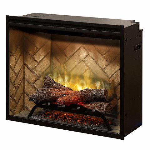 Dimplex Revillusion 30 Built In Electric Firebox Ul Listed Rbf30 Chimeneas Decoracion Hogar Y Decoracion De Unas
