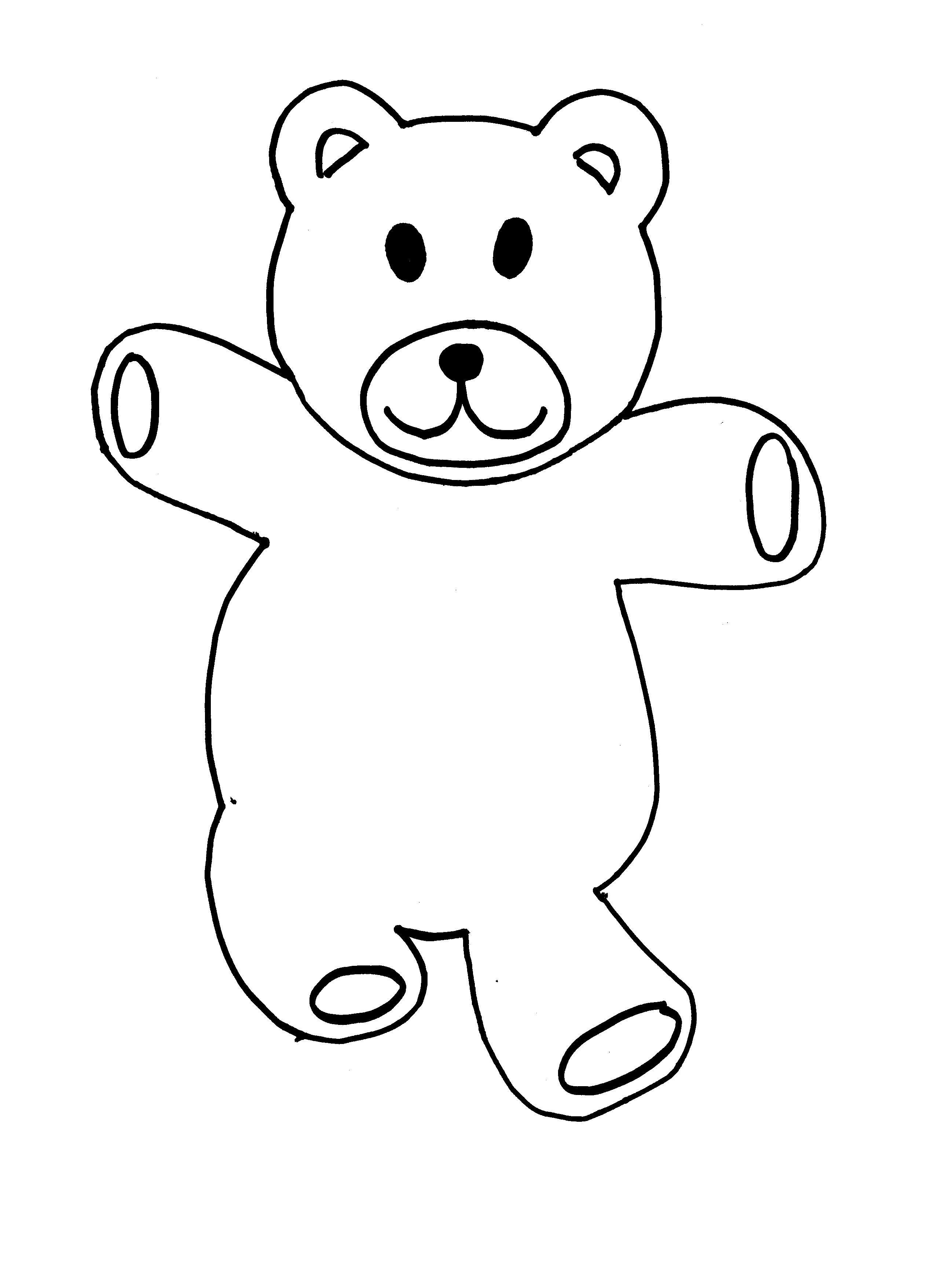 Brown Bear Brown Bear Template