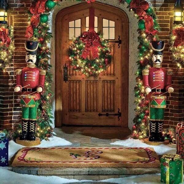 Pin by ♡ Sherri Lynn ♡ on ♡ Holidays ~ Christmas Decorations - christmas decorations for outside
