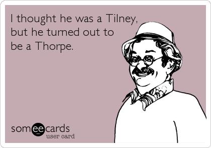 Sfuggire per miracolo a John Thorpe, ed essere invitata immediatamente, non appena l'aveva raggiunta, da Mr. Tinley, come se l'avesse cercata appositamente.