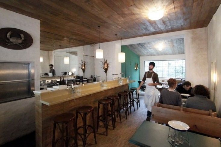 Clamato Paris S New Seafood Hotspot With Images Restaurant