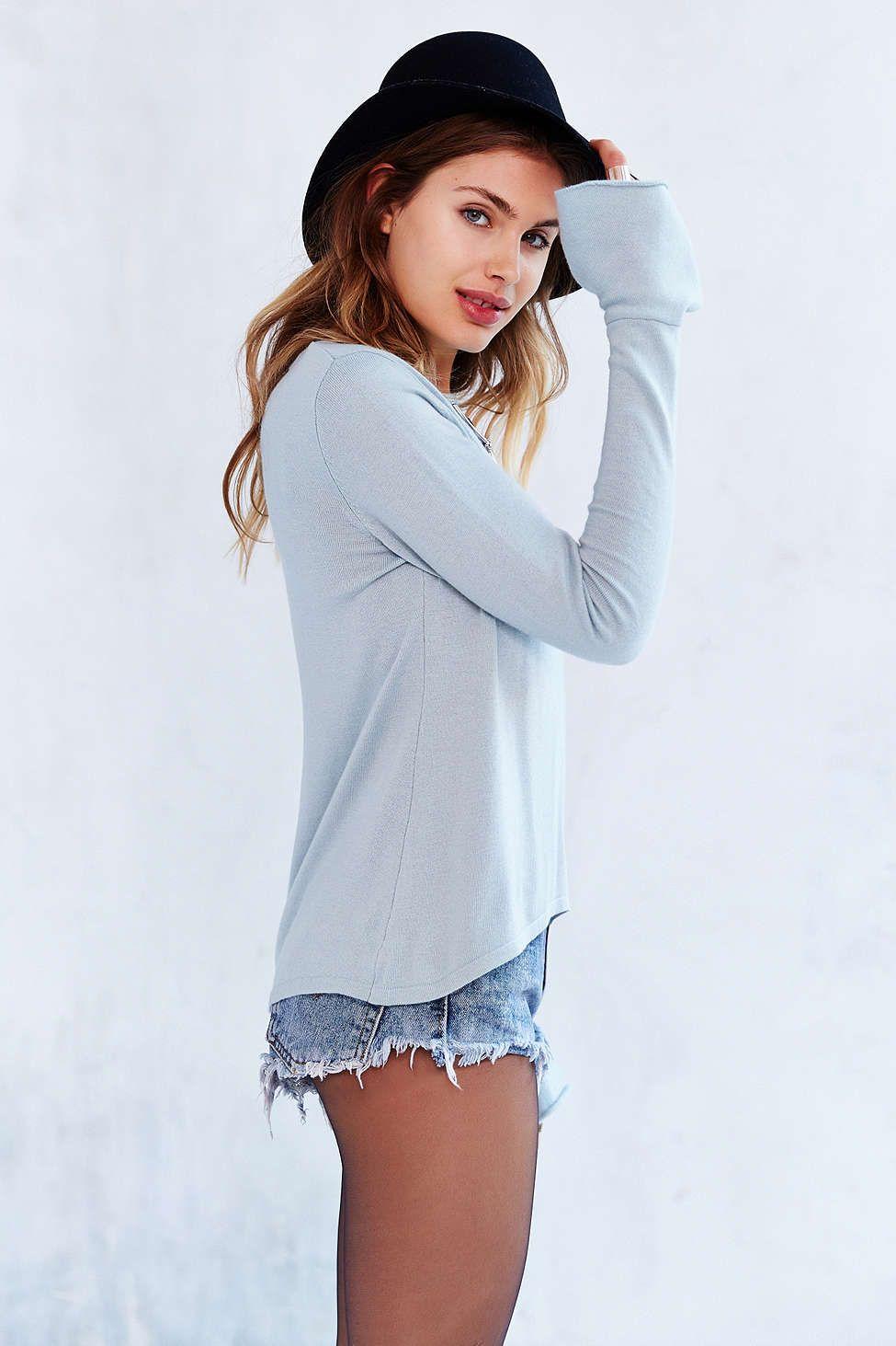 KNITZ By For Love & Lemons Nightcap Sweater