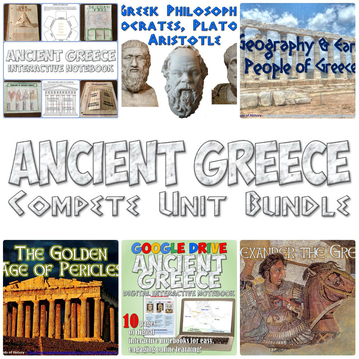 Ancient Greece Unit Set