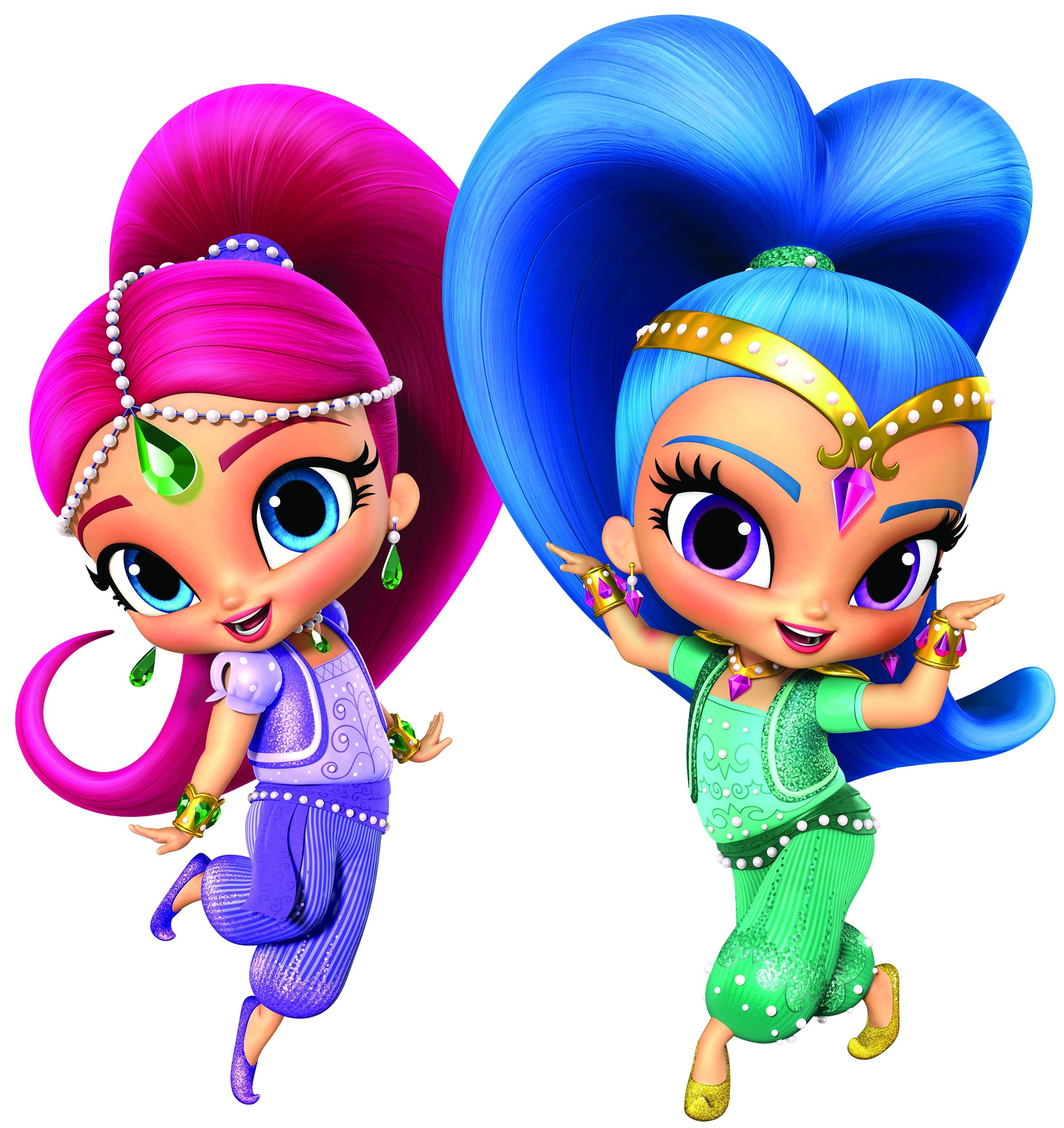 Ep. 67 Nick Jr.\'s Shimmer and Shine Creator Farnaz Esnaashari ...
