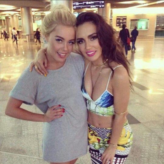 Dasha & Olga- Serebro | Dream girls | Most beautiful women ...