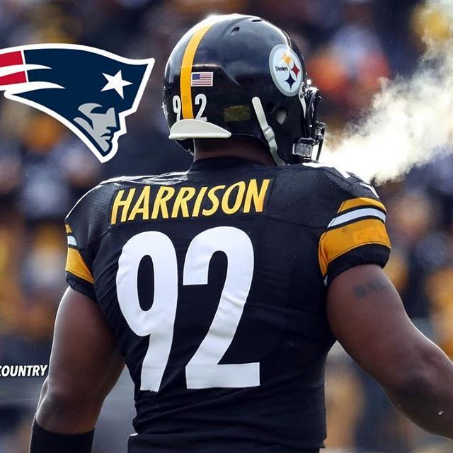 BREAKING NEWS  The  Patriots have signed James Harrison!!! New England  Patriots b979b06d8