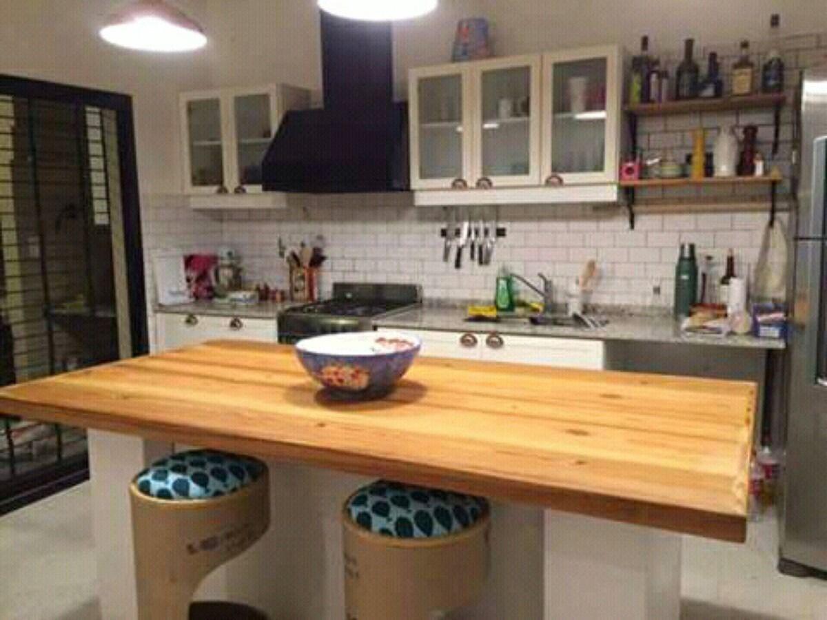 Isla para cocina en mercadolibre ideas for Isla cocina madera