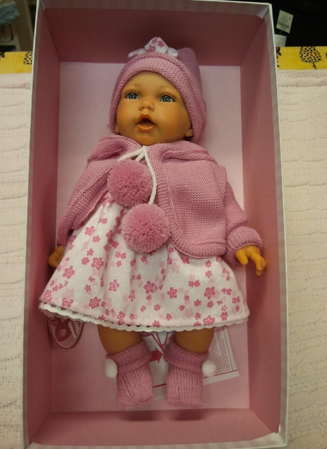 Antonio Juan Mu 241 Eca2 Dolls Dolls Crochet Hats Baby Born