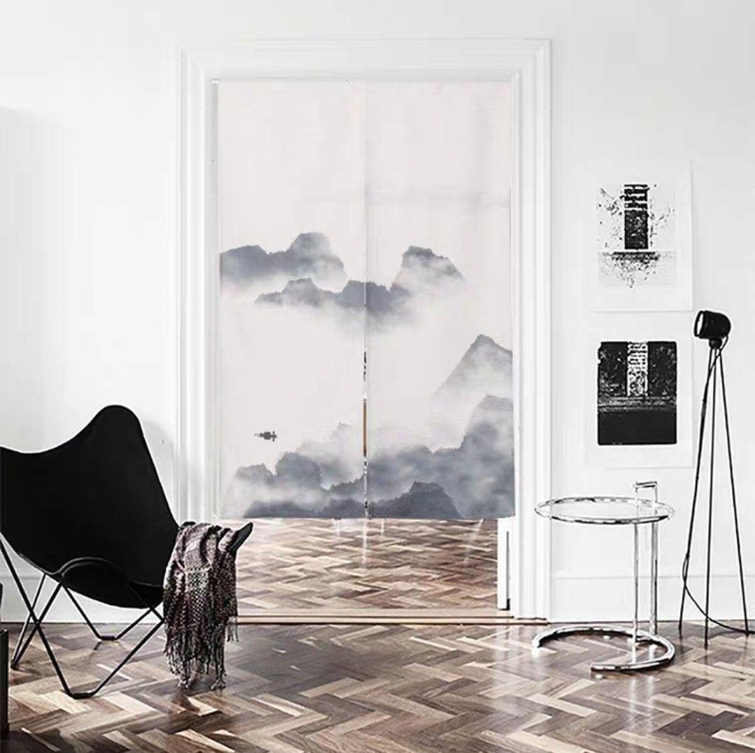 Modern Japanese Door Curtains Doorway Curtain Japanese Door