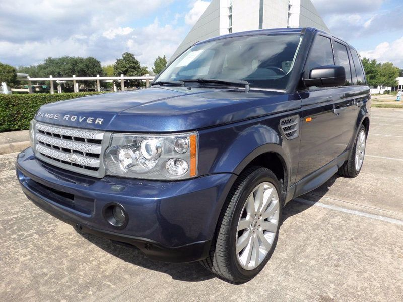 loaded with options 2006 Range Rover Sport offroad 2006