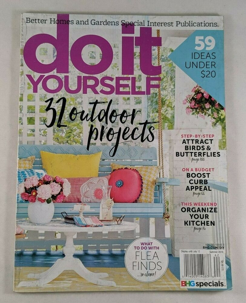 3241aaa7c766751018989c1b2755ec80 - Better Homes And Gardens Make It Yourself Magazine