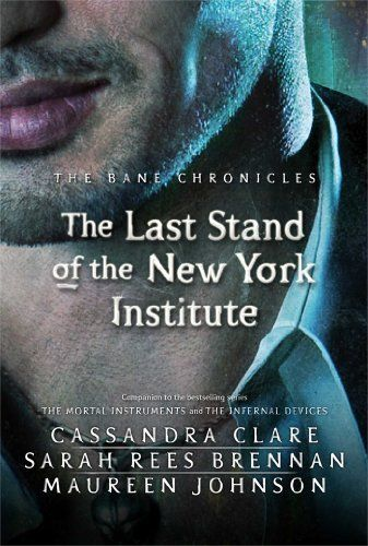 The Last Stand of the New York Institute (The Bane Chronicles) by Cassandra Clare, http://www.amazon.com/dp/B00BAWEG8O/ref=cm_sw_r_pi_dp_V.GSsb0HBBZDX