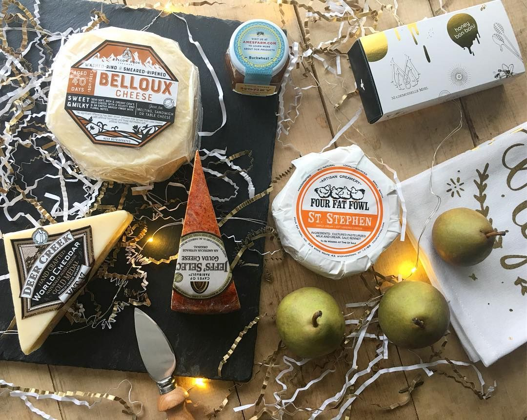 Gift Guide 2017 Cheese (With images) Food, Natural food