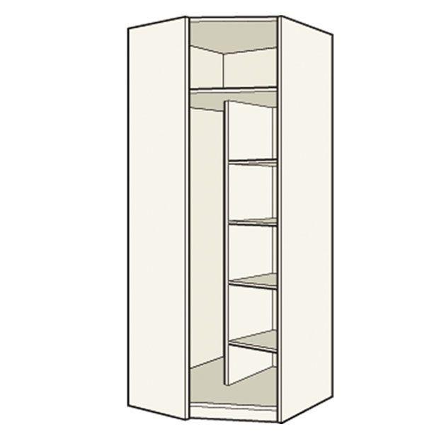 caisson d angle droit avec colonne 4