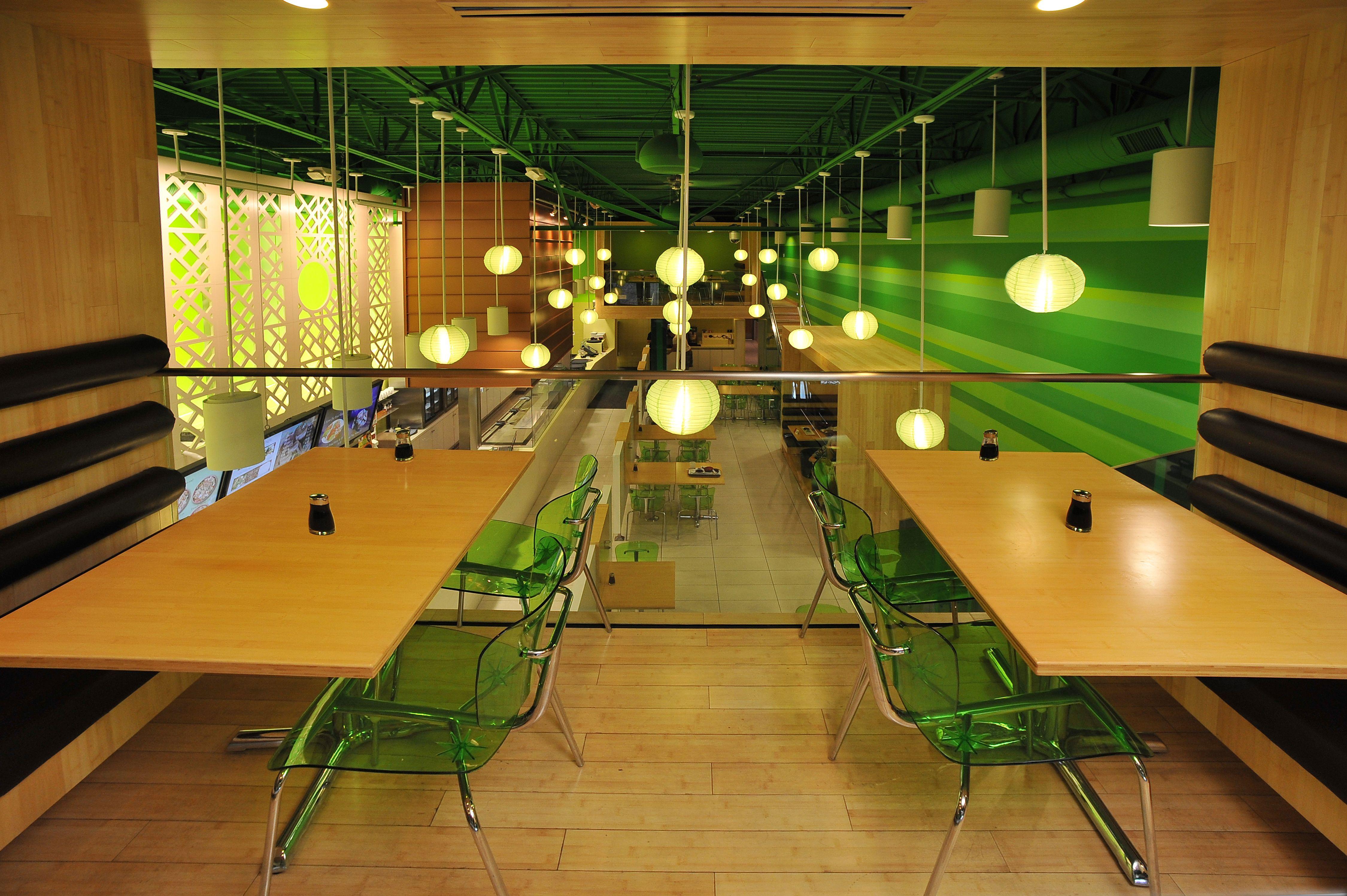 Podobny obraz | interiors in green/ zielony we wnętrzach ...