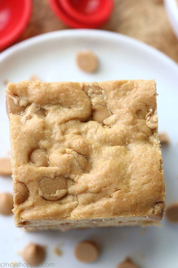 The Best Peanut Butter Brownies - CincyShopper