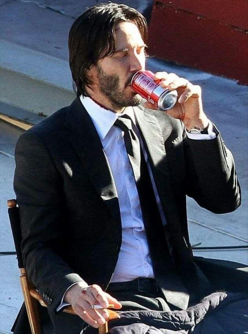 Pin Van Ocram Knirbnet Op On The Web Keanu Reeves Actors En