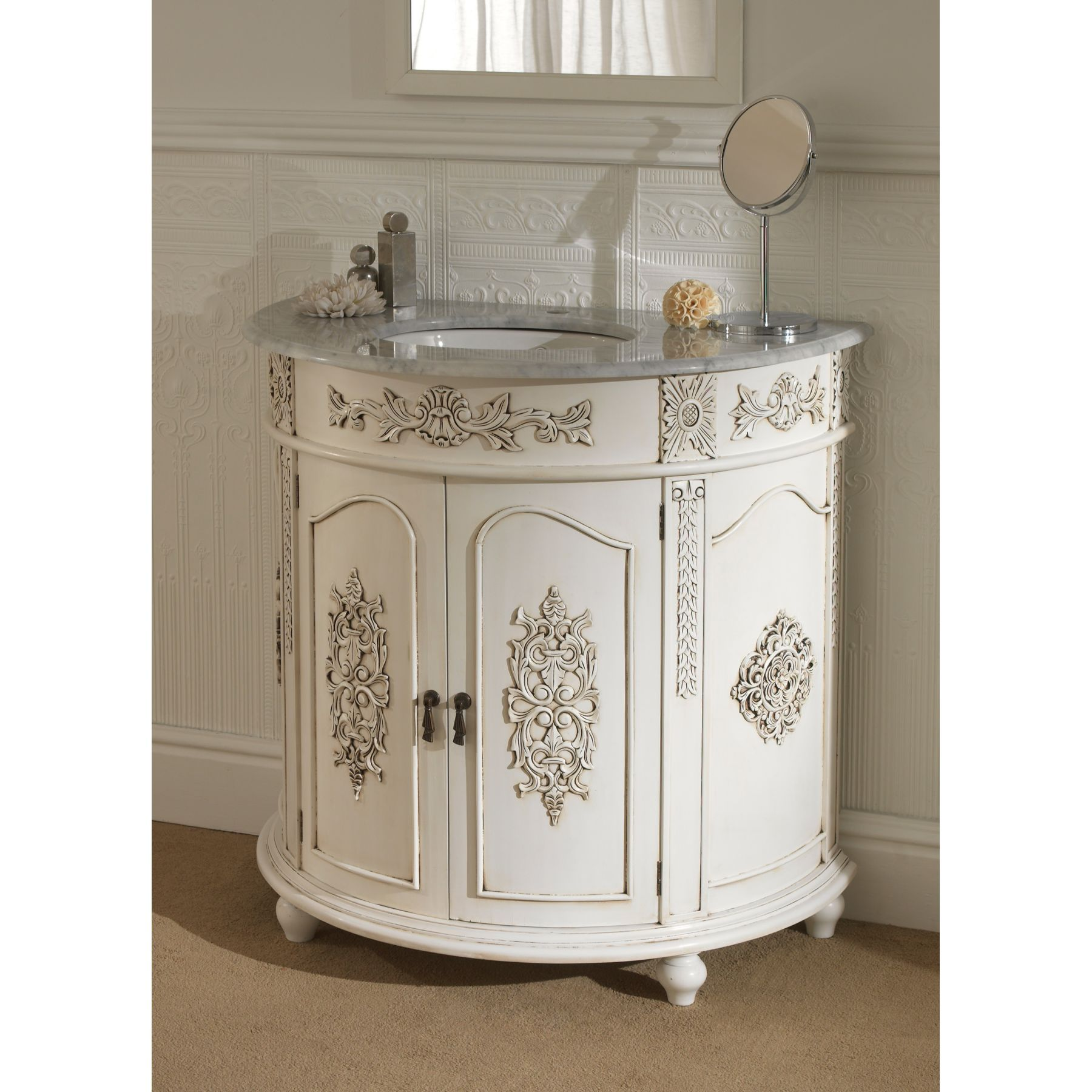 Amazing Antique Bathroom Vanities Bathroom Design Ideas With Impressive Antique Bathroom Vanities Inspiration Design
