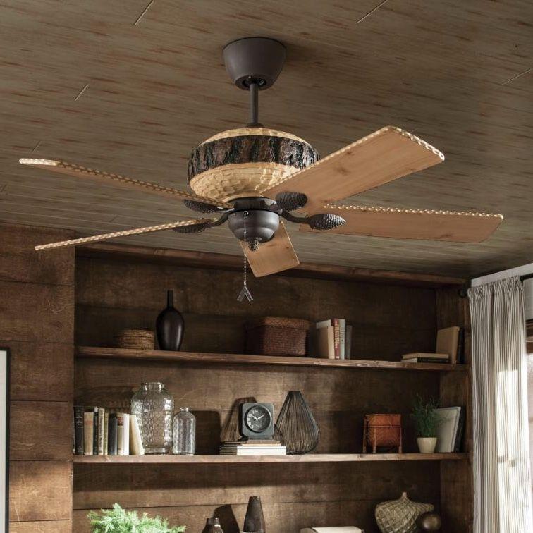 Monte carlo 52 great lodge rustic ceiling fan rustic lighting monte carlo 52 great lodge rustic ceiling fan aloadofball Image collections