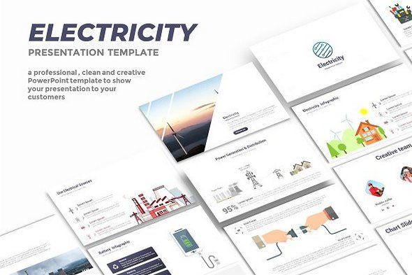 Creativemarket electricity powerpoint templa news https creativemarket electricity powerpoint template 2182170 free download httpift2fcffif toneelgroepblik Choice Image