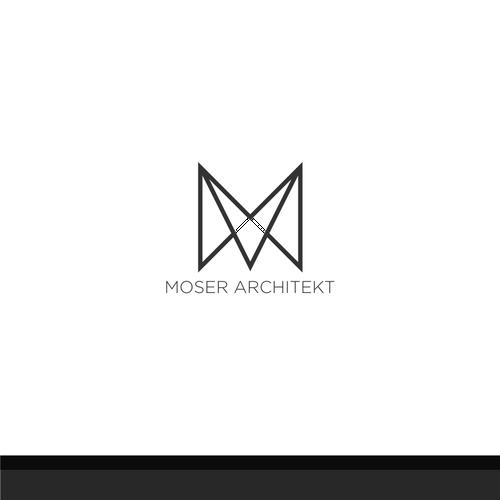 Minimalism for an architect design por generic art for Design minimalista