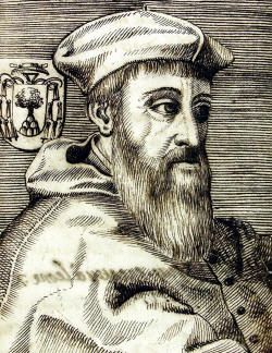 Paolo Emilio Cesi (1481–1537) created cardinal by Pope Leo X on July 1st  1517
