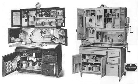 17 Best images about Hoosier Cabinets on Pinterest