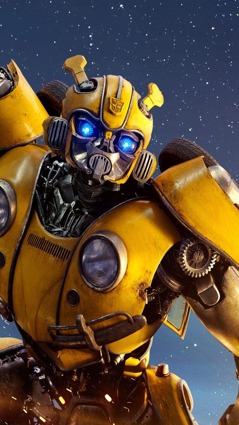 Bumblebee 2018 4k Ultra Hd Mobile Wallpaper Transformers Bumblebee Arte Transformers Transformers