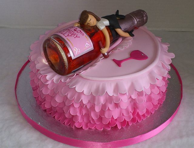 1000 ideas about Birthday Cakes For Women on Pinterest Cakes