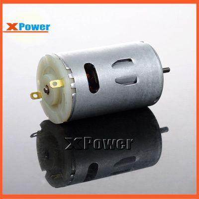 Wholesale 550 Motor 18v Dc Motor 22000rpm Micro Motor 18v Electric Motor 18v Cooling Fan Inside For Common Use Electricity Electric Motor Cooling Fan
