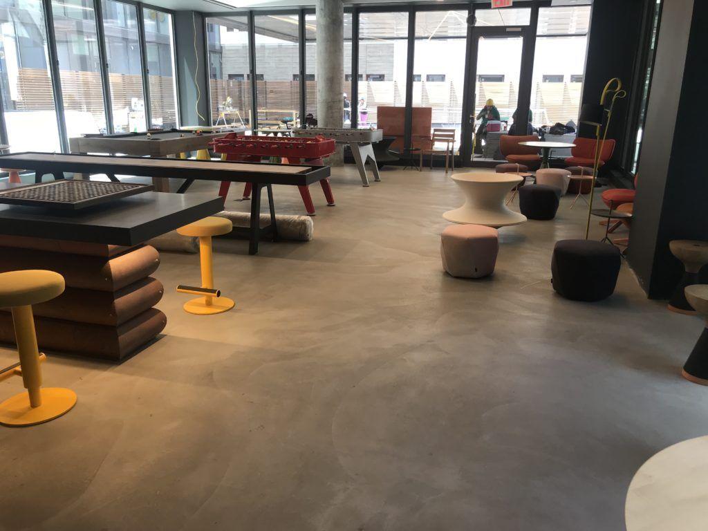 Micro Cement Flooring Decorative Flooring Concrete