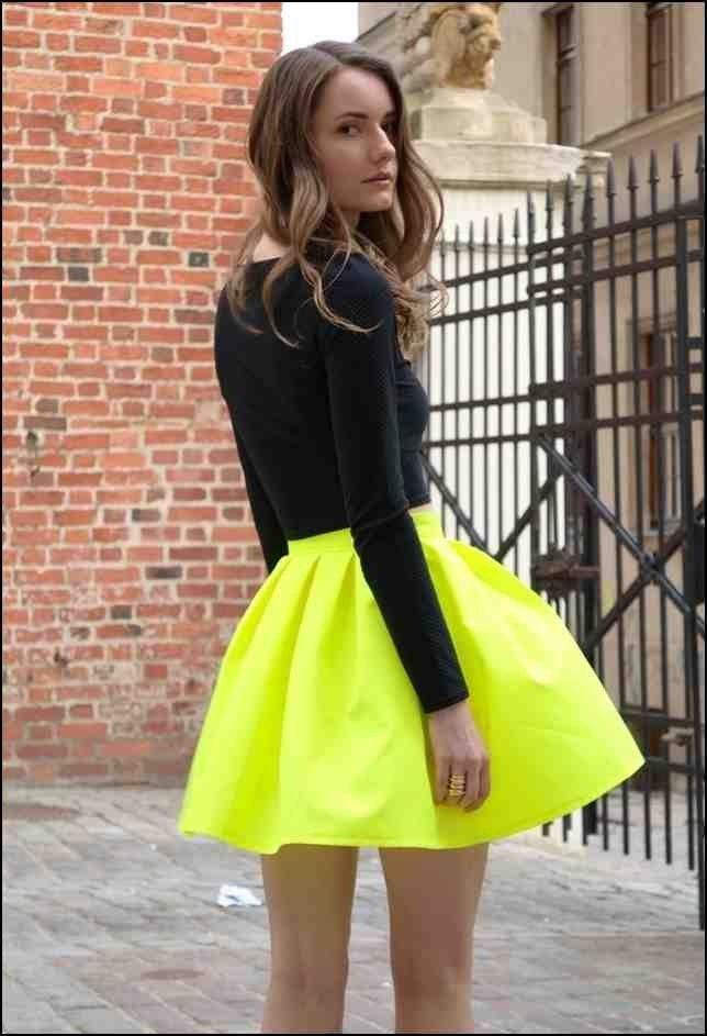 17 Schicke Sommer outfit-Ideen in leuchtenden Farben