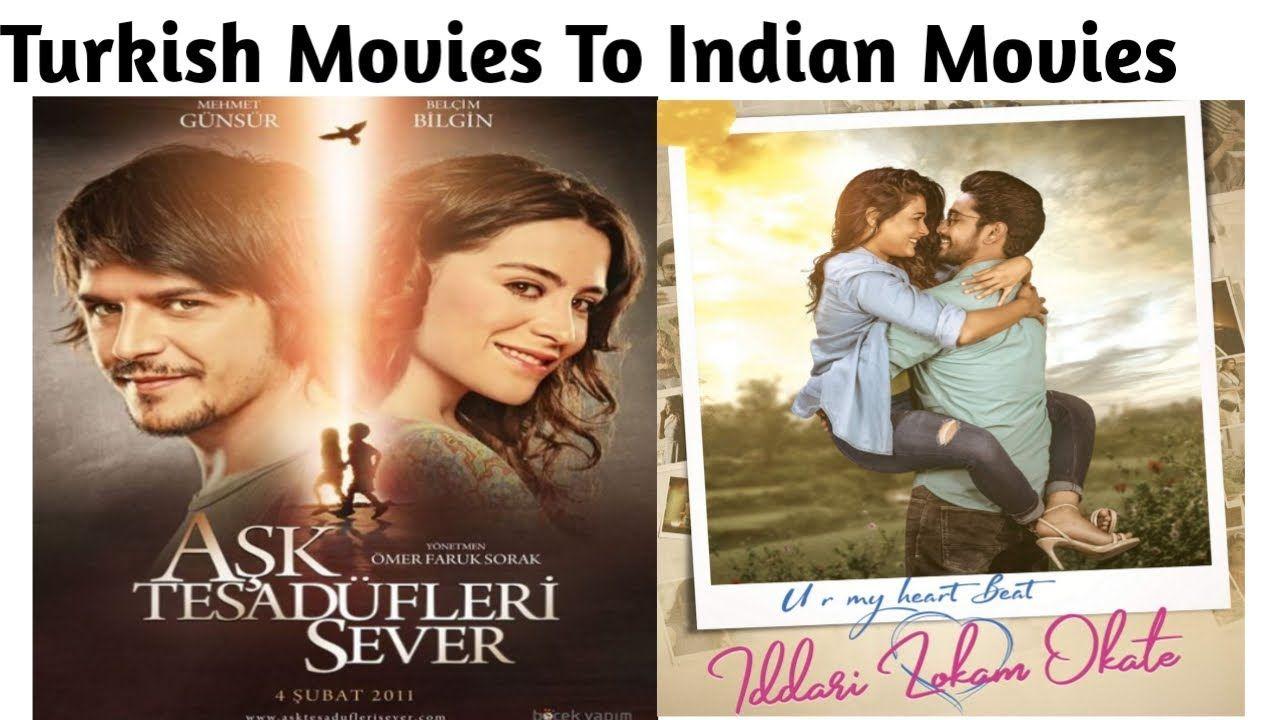 Turkish Movies To Indian Movies Remakes Indian Movies Movies Turkish