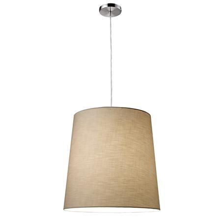 Urban Oversized Cone Drum Shade Pendant 6 Finishes These