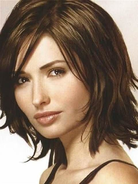 Medium Hairstyles For Women Over 40 Beauteous Shoulder Length Hair Styles For Women Over 40  Bing Images