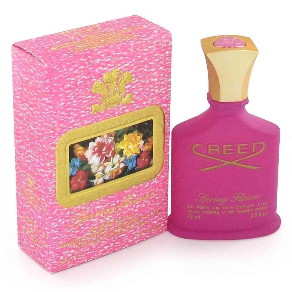 Spring Flower By Creed Features A Feminine Blend Of Fruits With Rose