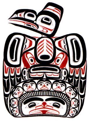 Children of the Raven (Haida)