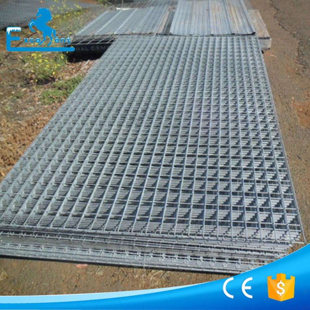 Hot selling 1 4 inch galvanized welded wire mesh fence | BORE ...