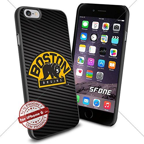 Boston Bruins #1 Carbon NHL Logo iPhone 6 4.7 inch Case Protection Black Rubber Cover Protector ILHAN http://www.amazon.com/dp/B01BEPLWBU/ref=cm_sw_r_pi_dp_-IASwb1J3Q0TF
