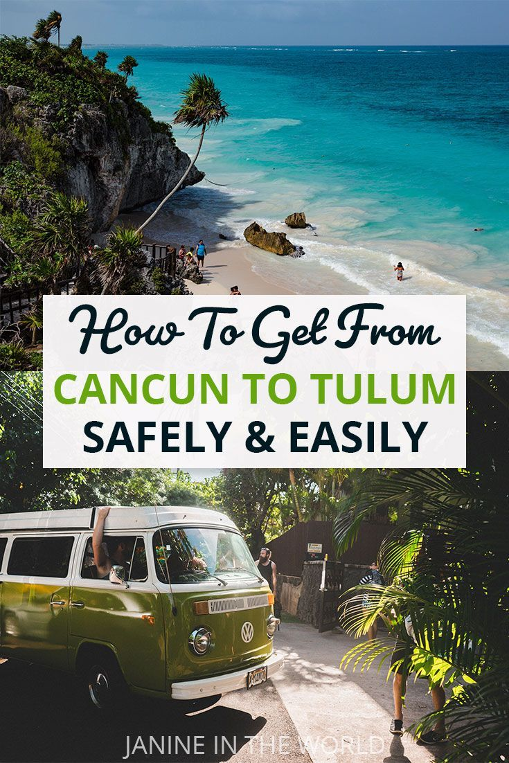 This Guide To Cancun Airport Transportation Will Show You All The