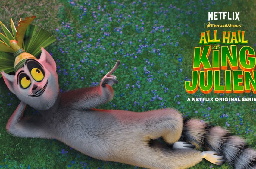 Netflix Releases King Julien New Year's Eve Countdown