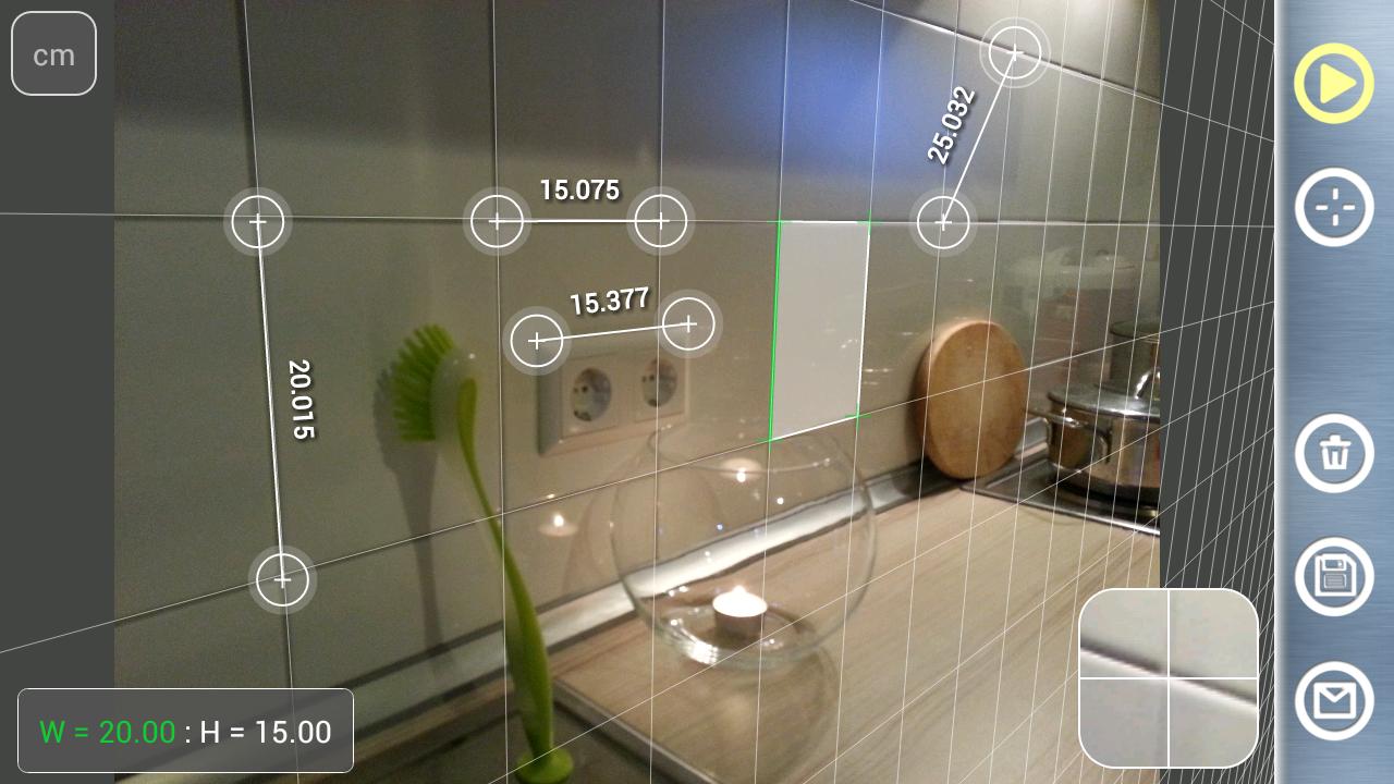 когда приложение для измерения объектов по фотографии уже