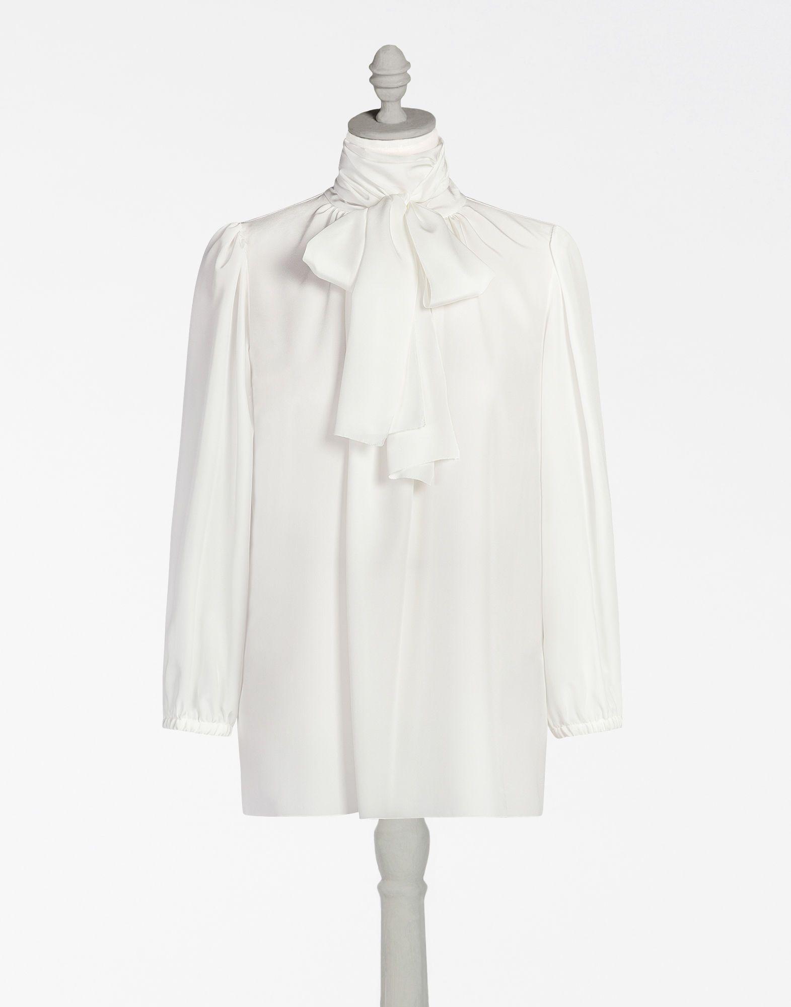 d377c0099e DOLCE & GABBANA Silk Blouse. #dolcegabbana #cloth # | Dolce ...
