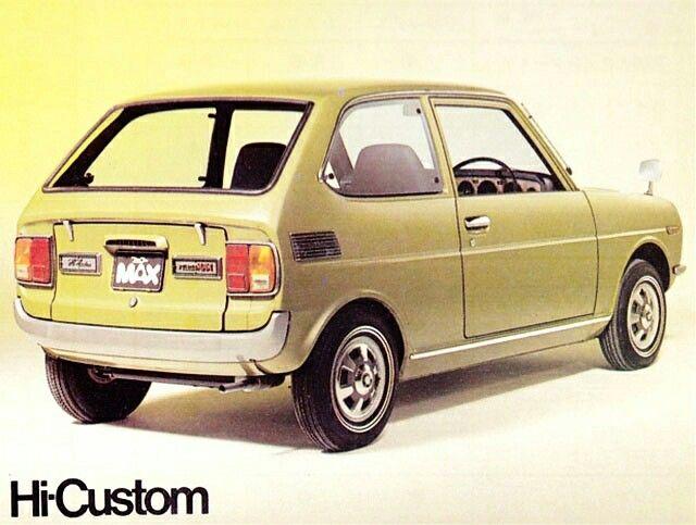 Daihatsu Fellow Max 2door Nostalgic Kei Car Ad Pinterest