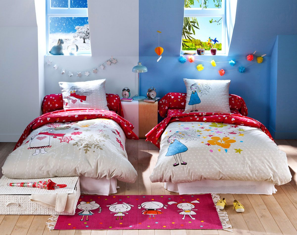 Best Chambre Double Pour Fille Pictures - Seiunkel.us - seiunkel.us