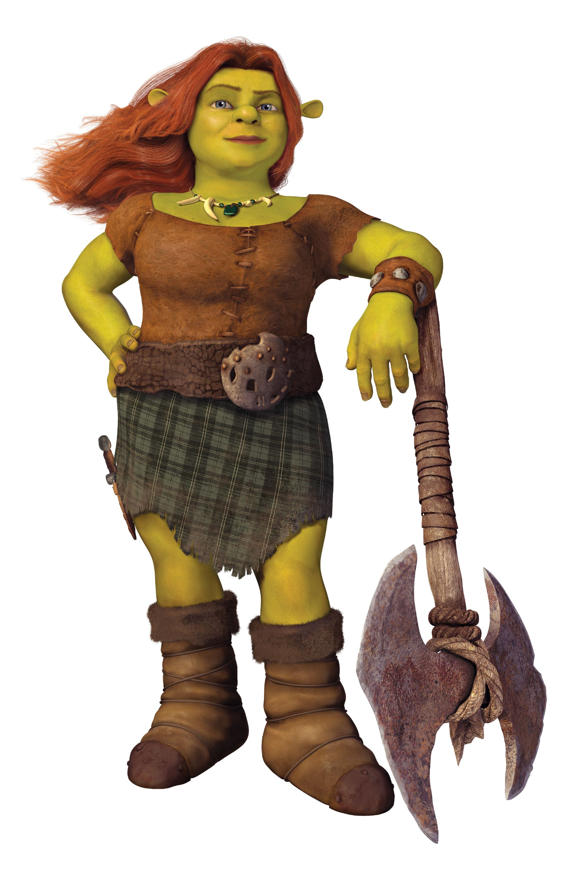 Shrek 2 Cartoon Characters : Shrek forever after movie image g hair