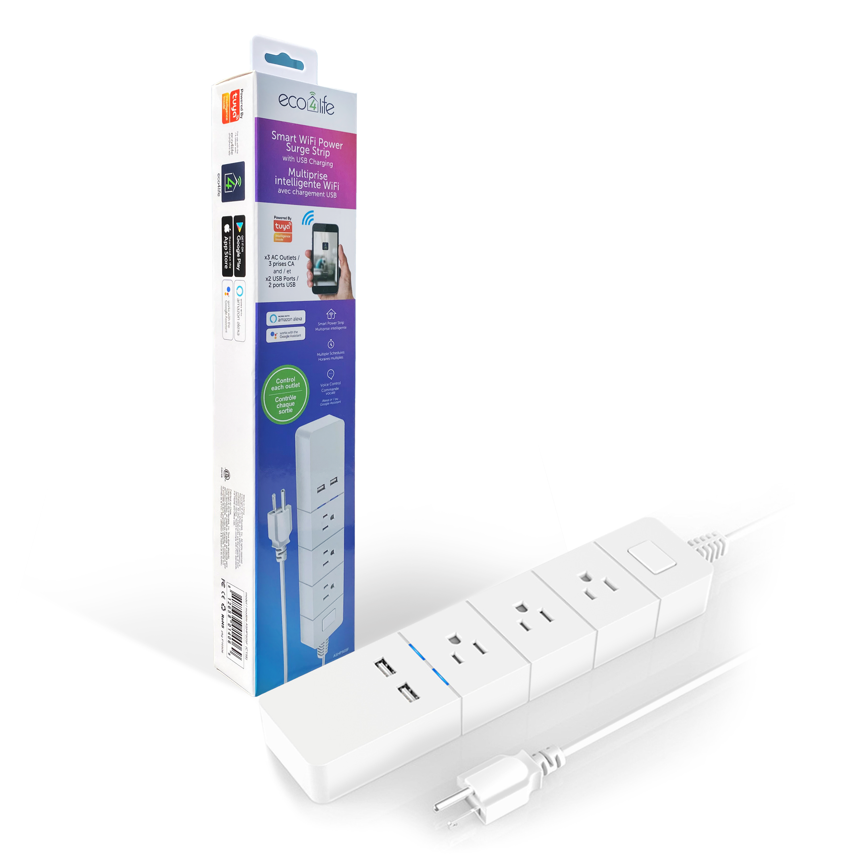 6 Piece Wi-Fi Smart Home Gift set - Limited Edition