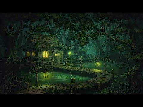 Creepy Swamp Music - Murky Swamp - YouTube | Fantasy landscape, Concept  art, Fantasy places