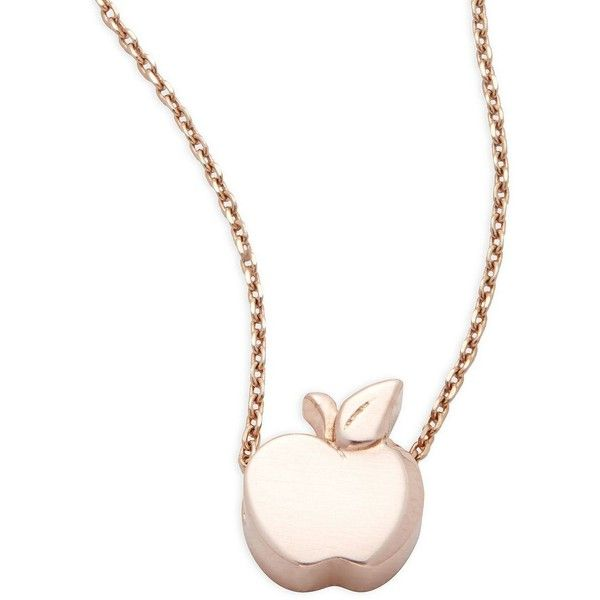 Alex woo little cities 14k rose gold apple pendant necklace 16185 alex woo little cities 14k rose gold apple pendant necklace 16185 php liked aloadofball Image collections