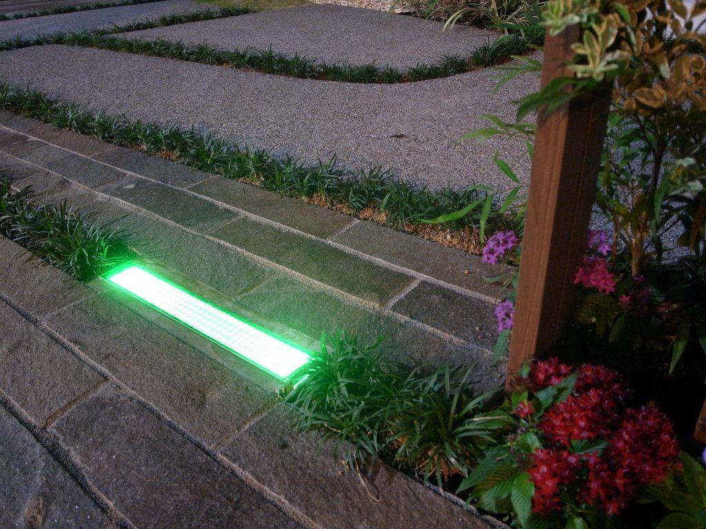 solar line green